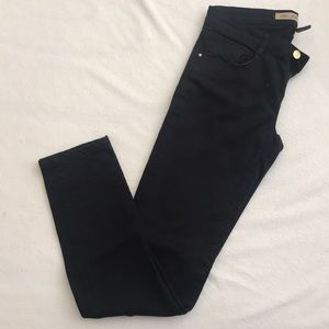 Zara Black Slim Denim